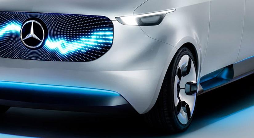 Vision Van Mercedes-Benz