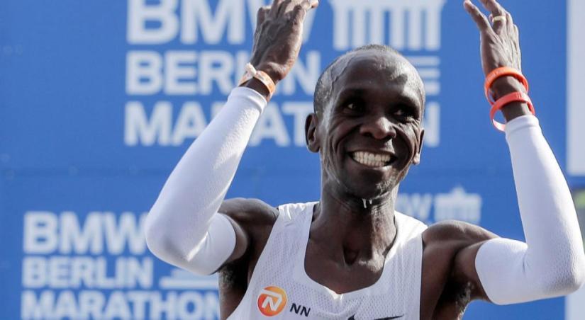 Record mundial maratón