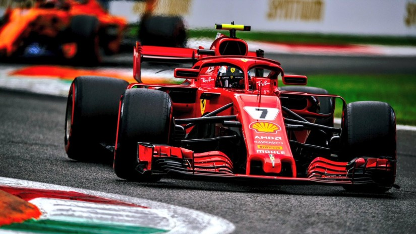 Quickest lap F1 atMonza