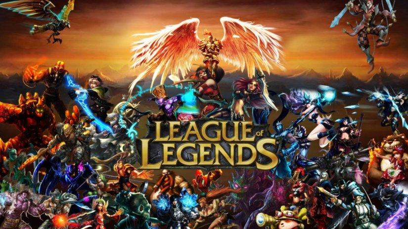 League of  Legends It´sOn