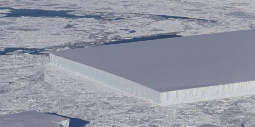 El iceberg perfecto