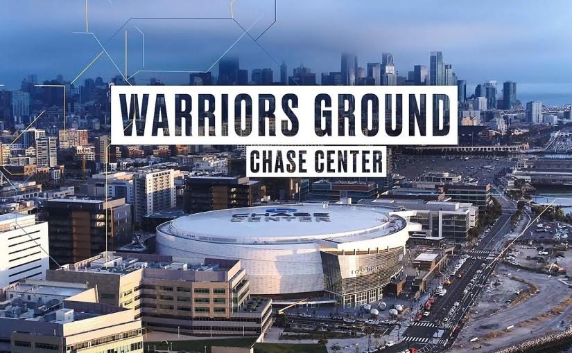 Warriors Ground: ChaseCenter