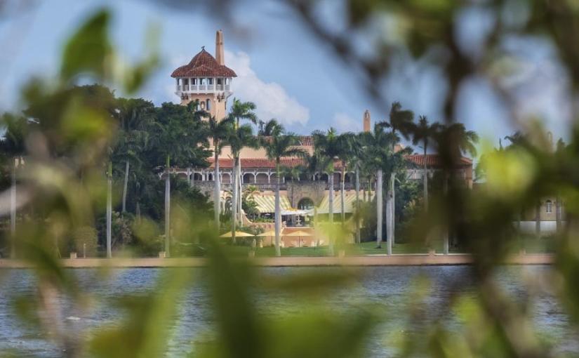 Mar-a-Lago, la nueva residenciaTrump