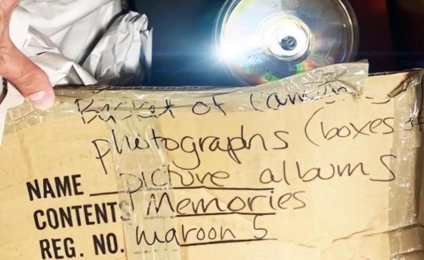 Maroon 5 –Memories