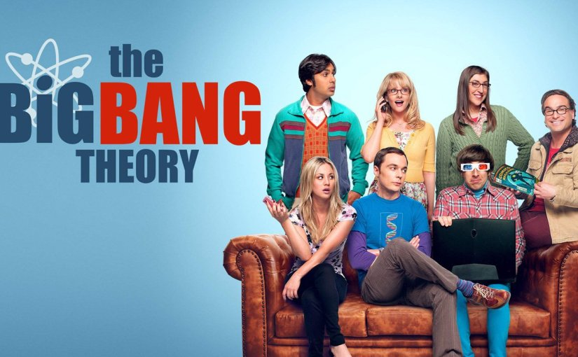 The Big Bang Theory 12 Season