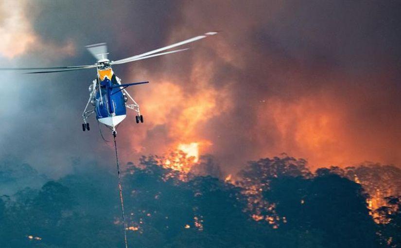 Australia vive los peores incendios de lahistoria