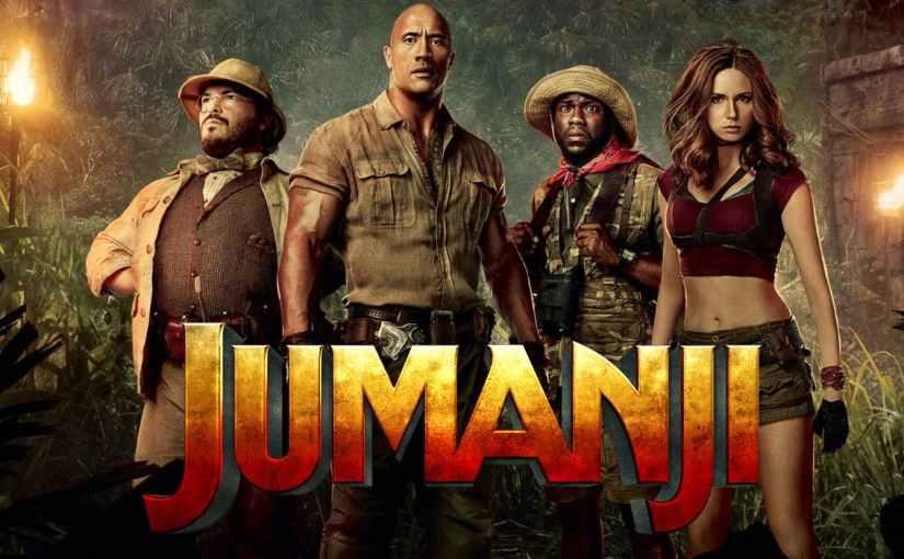 Jumanji: The NextLevel