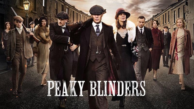 Peaky Blinders #5