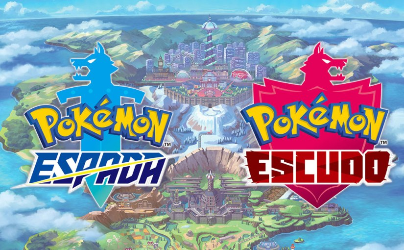 Pokémon Espada y PokémonEscudo