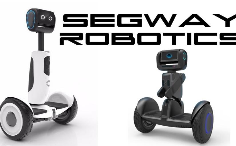 Segway Robot Loomo