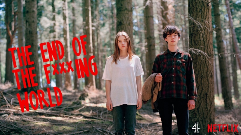 The End of the F***ing World #2