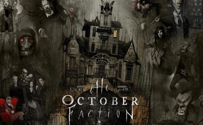 October Faction #1