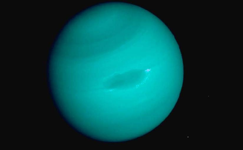 Urano se deshacelentamente
