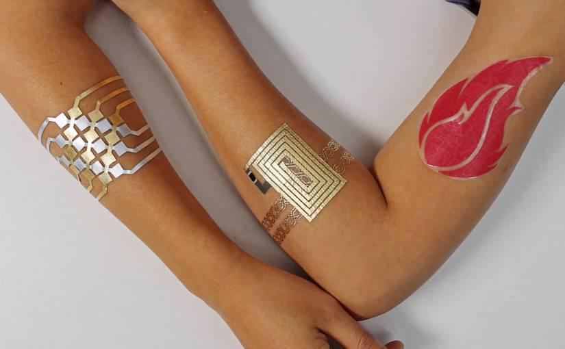 DuoSkin, el tattoointeligente