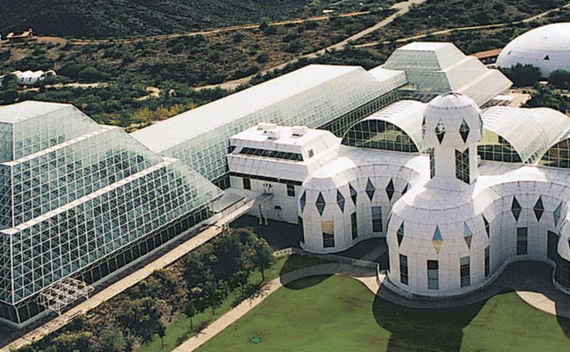 Proyecto Biosfera 2
