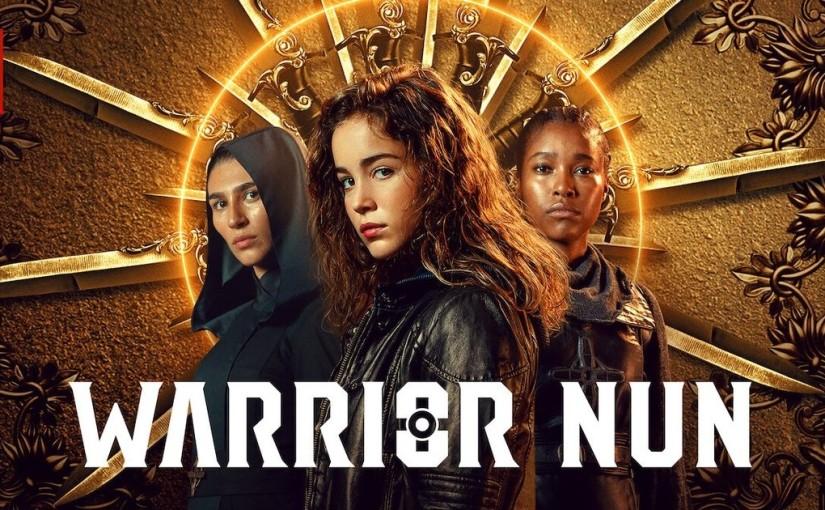 Warrior Nun #1