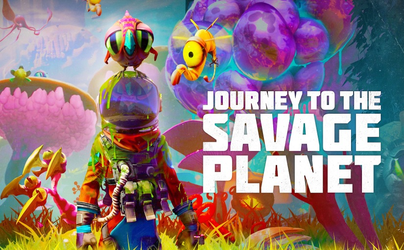 Journey to the SavagePlanet