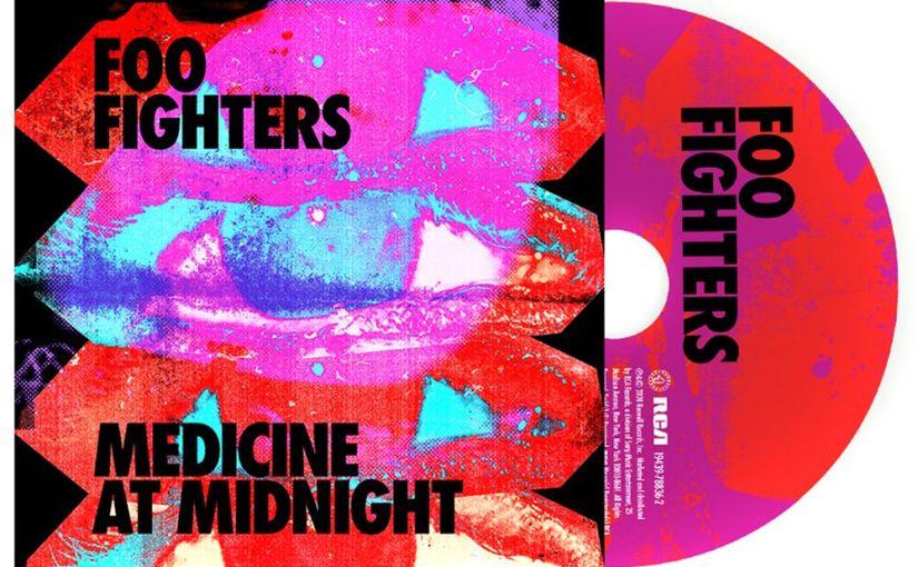 Medicine At Midnight – FooFighters