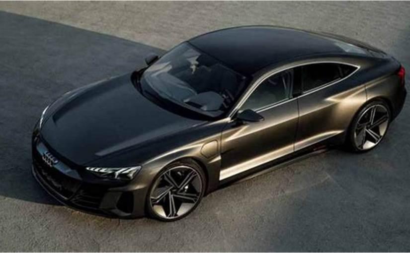 Audi e-tron GTquattro